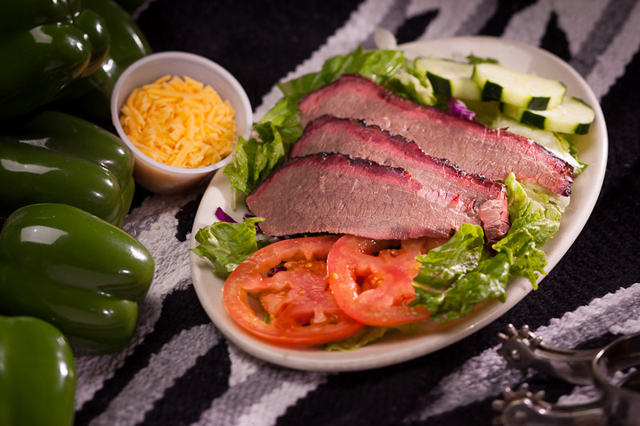 Try our popular smoked meat salads!