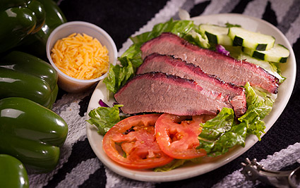 Smoked Meat Salad